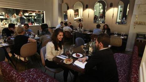 Saint-Valentin: les nouvelles tables d'hôtel à Paris | MILLESIMES 62 : blog de Sandrine et Stéphane SAVORGNAN | Scoop.it
