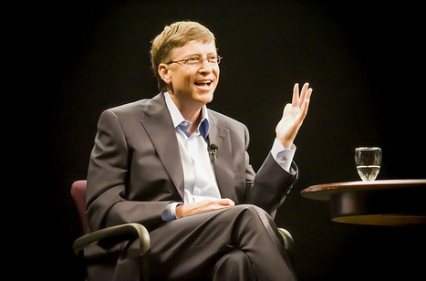Biography of Bill Gates | Education and Chicago from CSI | Scoop.it