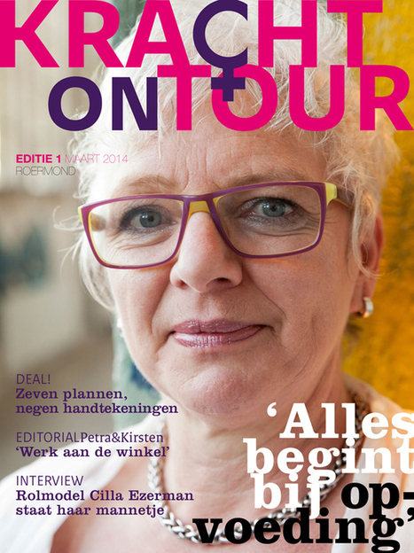 Magazine on the Spot | AMEA Communications | Scoop.it