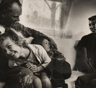 The Loving Story: Photographs by Grey Villet | Photography as a narrative art | Scoop.it