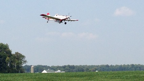 Farmers of the Future Will Utilize Drones, Robots and GPS   Heron   Scoop.it