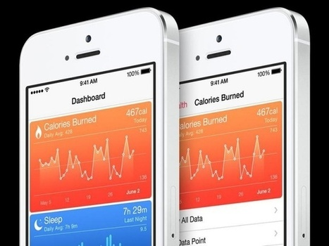New HealthKit apps get their own section on iTunes | Realms of Healthcare and Business | Scoop.it