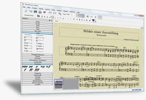 MuseScore | Logiciel libre d'édition de partitions | Toulouse networks | Scoop.it