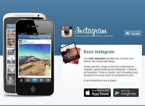 Come sfruttare Instagram per il tuo business | Social media culture | Scoop.it