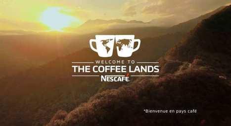 Nescafé donne rendez-vous en terre inconnue | Stratégie(s) d'entreprise | Scoop.it