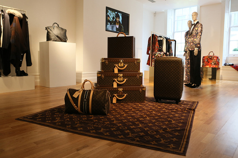 Louis Vuitton 2013 Fall/Winter Collection Preview | LouisVuitton | Scoop.it