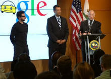 Google's Sergey Brin: You'll ride in robot cars within 5 years | The Cosmos | Scoop.it
