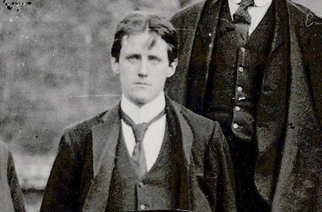 18-Year-Old James Joyce Writes a Fan Letter to His Hero Henrik Ibsen (1901) | The Irish Literary Times | Scoop.it