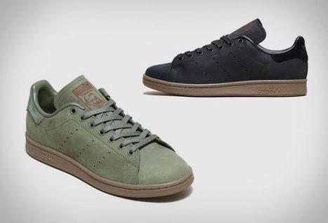 Deux nouveaux coloris d'Adidas Stan Smith pour l'hiver   Arkko   Scoop.it