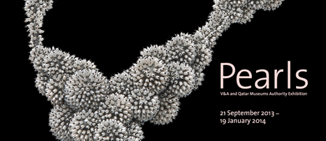 Pearls: About the Exhibition - Victoria and Albert Museum | Pearls Around the World | Scoop.it