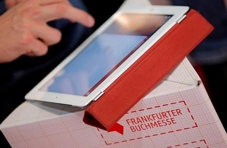 """Foire de Francfort : """"L'heure du digital est arrivée"""" pour le livre - Actualitté.com   Exile digital is it (still) possible?   Scoop.it"""