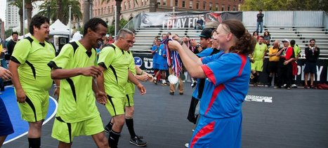 Using Soccer to Fight Homelessness | Urban Lifestyle Football | Scoop.it