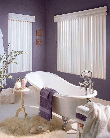 Déco et couleurs: comment utiliser le violet dans la salle de bain | Décoration, tendances et bons plans | Scoop.it