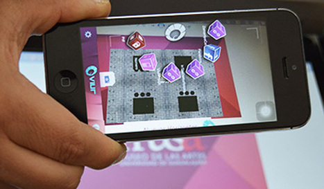 Realidad aumentada para los museos | Augmented reality tools and news | Scoop.it