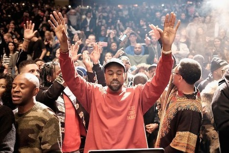 Kanye West The 1st Artist to Reach No.1 On Billboard Albums Chart From Streaming Only | @BadasseBs | Scoop.it
