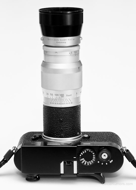 Leica's Ernst Leitz Hektor 135mm f/4.5 lens review | Photography Gear News | Scoop.it