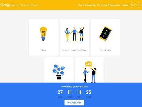 Google Brasil investirá R$ 10 milhões em projetos de impacto social - IDG Now! | Doe! | Scoop.it