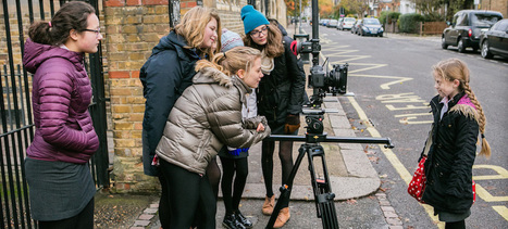 Young Film Academy - filmmaking programmes for young people | Film making courses, events & schools programmes for kids and young people | Scoop.it