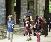 Abbaye de Villers - Journée découverte : jeu de rôle | Grandeur Nature | Scoop.it