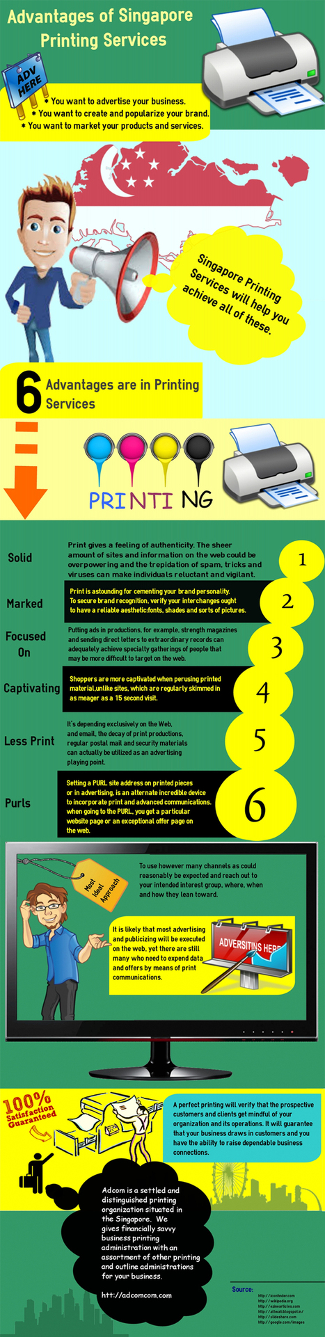 Some Essential Advantages of Printing Services   infographicsmaker   Scoop.it