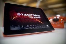 REVIEW 1: Traktor DJ app for iPad   DJing   Scoop.it