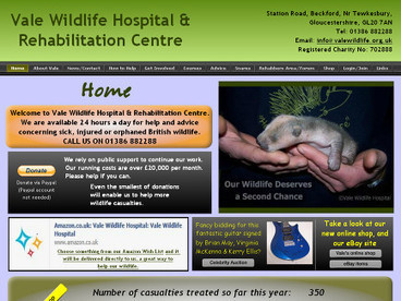 Vale Wildlife Hospital & Rehabilitation Centre | The Peoples News | Scoop.it