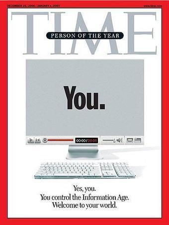 "Twitter / Esinh76: #revistaTIME 2006 ""Sí,tú.Tú ... | Literacy & Numeracy, una realidad | Scoop.it"