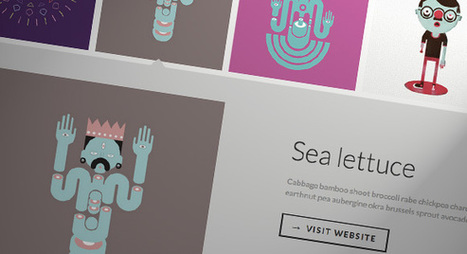 Thumbnail Grid with Expanding Preview | Codrops | Technos web | Scoop.it