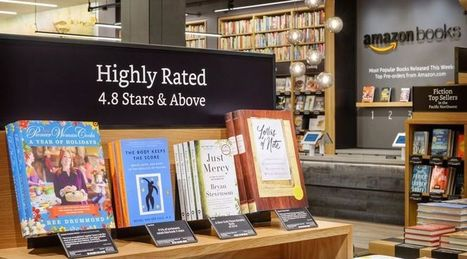Amazon is opening its first physical bookstore tomorrow | Pobre Gutenberg | Scoop.it