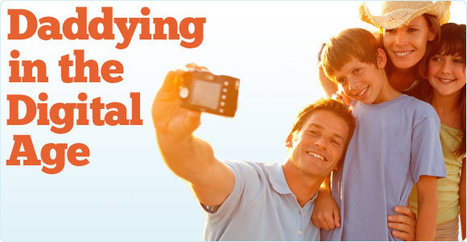 Being a Modern Dad in the Digtal Age | Digital & Media Literacy for Parents | Scoop.it