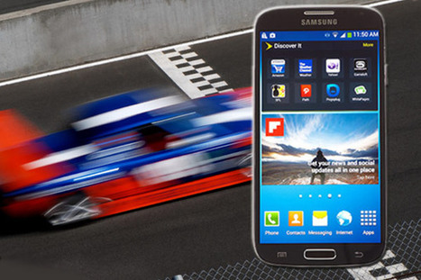 4 Ways to Speed Up Your Galaxy S4 | Anything Mobile | Scoop.it