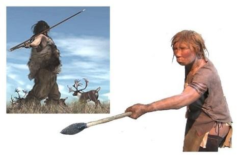 Un estudio demuestra que los seres humanos comenzaron a utilizar armas arrojadizas hace por lo menos 91.000 años | Gizarte Zientziak | Scoop.it