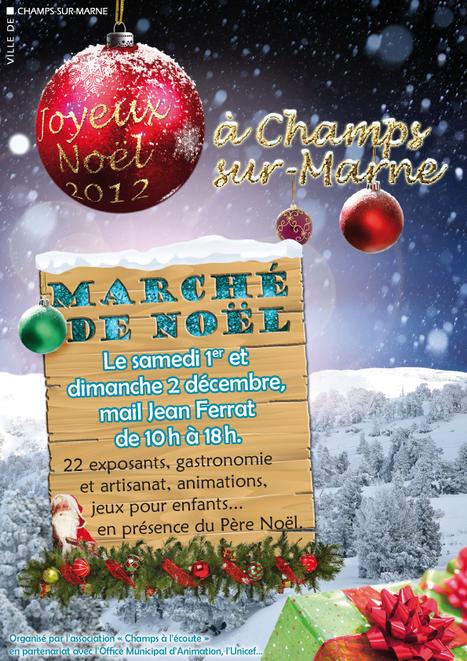 Muse & Home - Marché de Noël 1-2 décembre 2012 | L'actu culturelle | Scoop.it