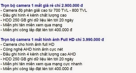 Lắp đặt camera giá rẻ tại huyện Đan Phượng | Lắp Đặt Camera Quan Sát | lắp đặt camera quan sát giá rẻ tại Hà Nội | Scoop.it