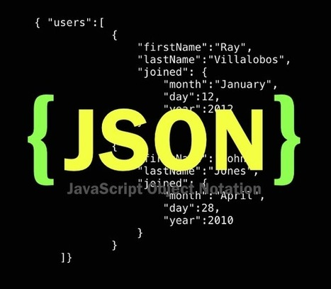 JSON with advantage and disadvantage - Tech information on Geek Story   Story of the day   Scoop.it