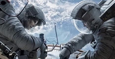 Viagem a Andrómeda: Gravity: O renascimento em queda livre | VIM | Scoop.it
