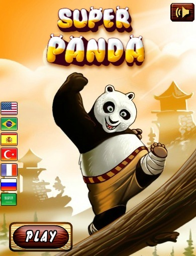 Super Panda | Best Cartoon Games | Scoop.it