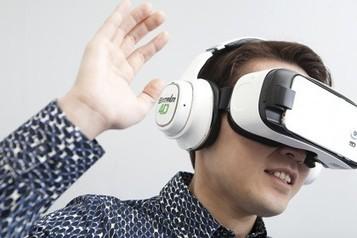 Liikkeen tuntua VR-kokemuksiin – Tällainen on Samsung Entrim 4D   Augmented Reality & VR Tools and News   Scoop.it