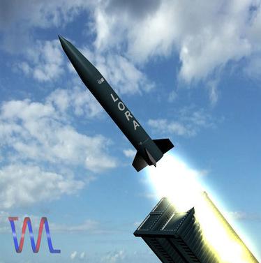 Lora Missile modèle 3d - 3D Library Blog | 3D Library | Scoop.it