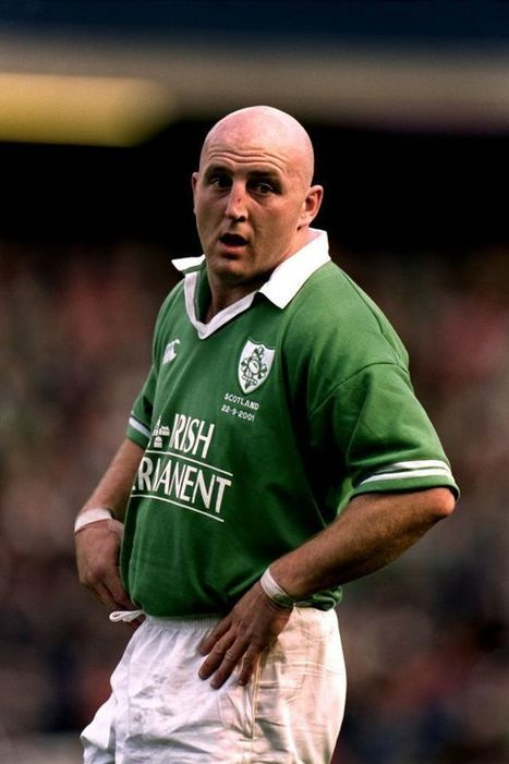 The Ireland all-time XV | Diverse Eireann- Sports culture and travel | Scoop.it