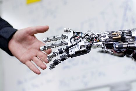 Robots to outnumber humans within 20 years, Brits predict | The Jazz of Innovation | Scoop.it