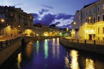 White Nights: A Romantic Brand of Saint Petersburg | Global politics | Scoop.it