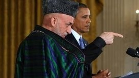Karzai threatens to drop pact with US - Politics Balla | Politics Daily News | Scoop.it