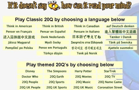 Browser Games for Language Learning | Language Technology ... | Technology and language learning | Scoop.it