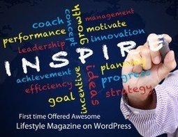 Excellent Lifestyle Magazine on WordPress | Narmadatech | Narmadatech | Scoop.it