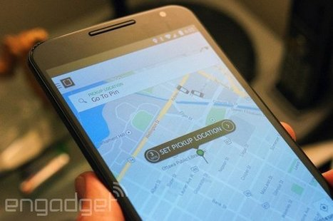 Uber launches in-app panic button in India | News You Can Use - NO PINKSLIME | Scoop.it