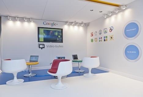 Une visite guidée des nouveaux bureaux de Google à Paris | Veille_Documentaire_Mme_Michinov | Scoop.it