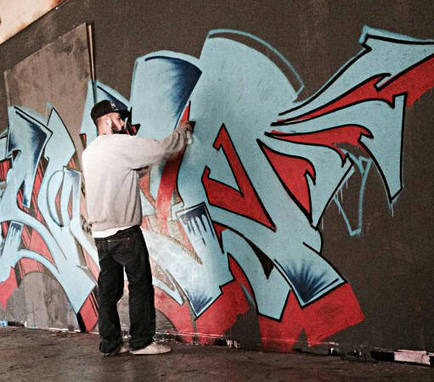 Swed MKC – Smoke wall everyday | Interviews graffiti et Hip-Hop | Scoop.it