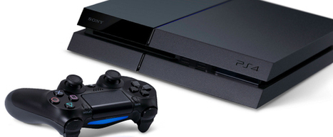 PS4 Interface: New Screenshots Show Video Sharing, Tablet App - DailyGame | GamingShed | Scoop.it