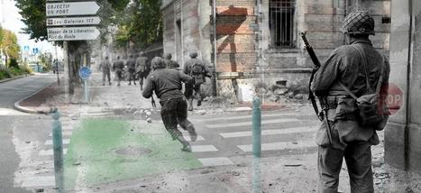 Avant/après : ces montages photos historiques nous passionnent, mais nous parlent plus de nous que... | Ecrire l'histoire de sa vie ou de sa famille | Scoop.it